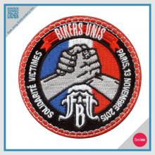 Embroidery Patch Sports Patch - Bikers Unis - Customized Patch